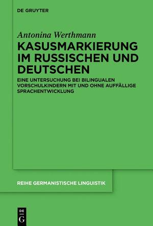 Kasusmarkierung im Russischen und Deutschen PDF