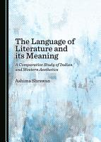 The Language of Literature and its Meaning PDF