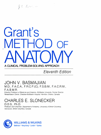 Grant s Method of Anatomy
