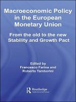 Macroeconomic Policy in the European Monetary Union PDF