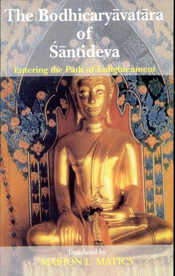 The Bodhicary  vat  ra of     ntideva PDF