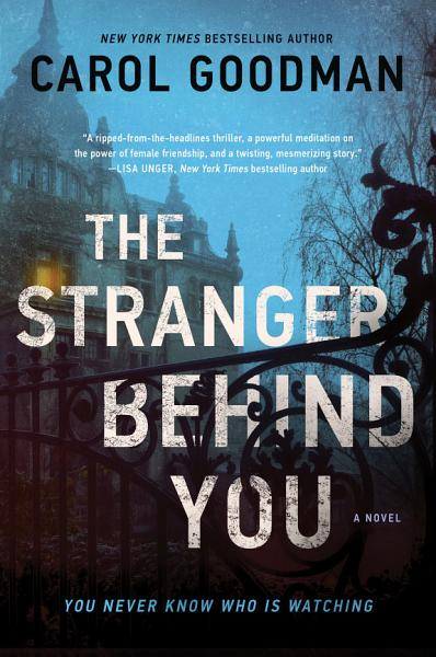 Download The Stranger Behind You Book