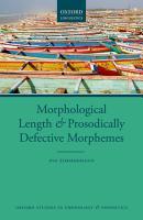 Morphological Length and Prosodically Defective Morphemes PDF