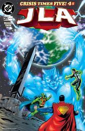 JLA (1996-) #31