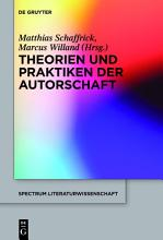 Theorien und Praktiken der Autorschaft PDF