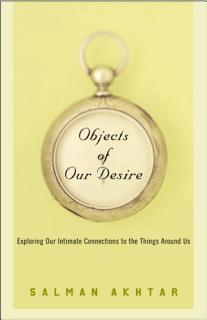 Objects of Our Desire Book
