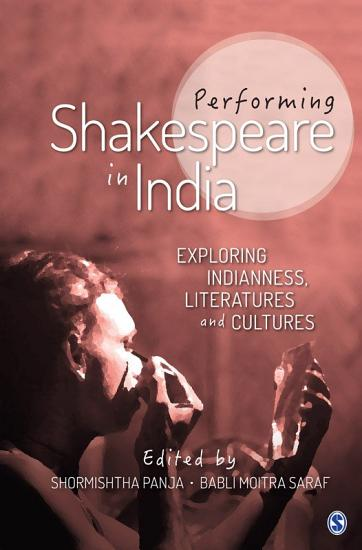 Performing Shakespeare in India PDF