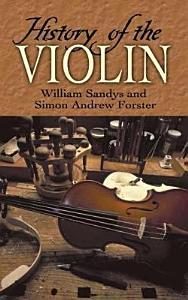 History of the Violin PDF