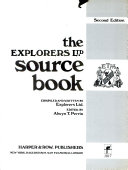 The Explorers Ltd  Source Book PDF