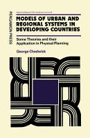 Models of Urban   Regional Systems in Developing Countries PDF