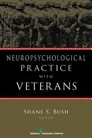 Neuropsychological Practice with Veterans PDF