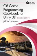 C  Game Programming Cookbook for Unity PDF