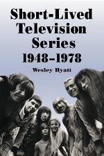 Short-Lived Television Series, 1948Ð1978