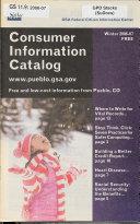 The Consumer Information Catalog