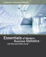 Essentials of Modern Business Statistics with Microsoft Excel PDF
