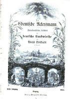 Der Chemische Ackersmann  naturkundliches Zeitblatt f  r deutsche Landwirthe PDF