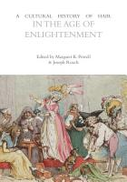 A Cultural History of Hair in the Age of Enlightenment PDF