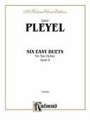Six Easy Duets, Op. 8