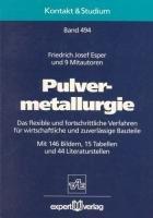 Pulvermetallurgie PDF
