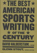 Download The Best American Sports Writing of the Century Book