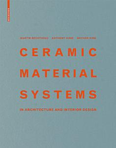Ceramic Material Systems Book