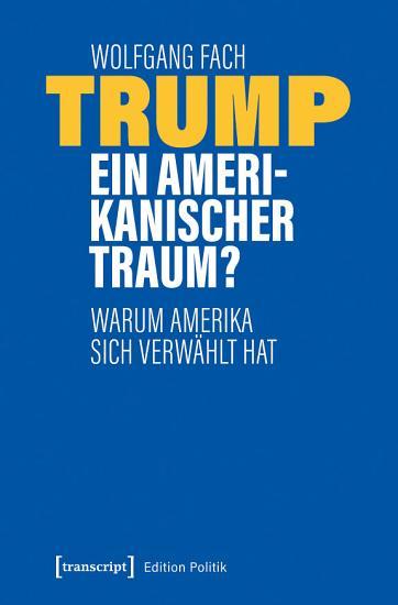 Trump   ein amerikanischer Traum  PDF