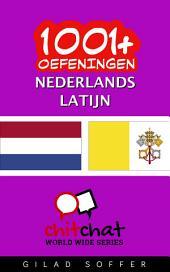 1001+ Oefeningen Nederlands - Latijn