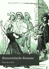 Humoristische Romane: Bände 12-13