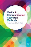 Media and Communication Research Methods PDF