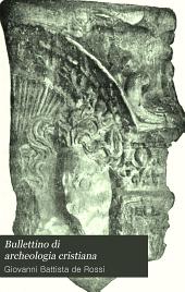Bullettino di archeologia cristiana