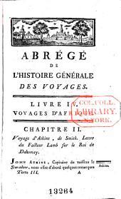 Abrégé de l'Histoire générale des Voyages continué par Comeiras: Volume3