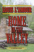 Home in the Valley PDF