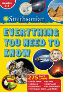 Smithsonian Everything You Need to Know  Grades 2 3 PDF
