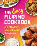 Download The Easy Filipino Cookbook Book