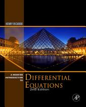 A Modern Introduction to Differential Equations: Edition 2