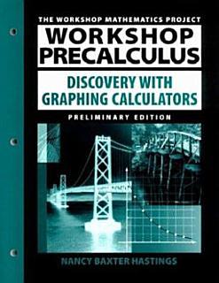 Workshop Precalculus Book