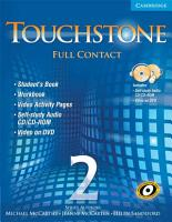 Touchstone Level 2 Full Contact  with NTSC DVD  PDF