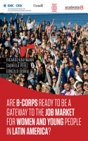 Are B Corps ready to be a gateway to the job market for women and young people in Latin America  PDF