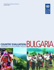 Assessment of Development Results   Bulgaria PDF