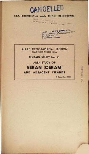 Terrain Study
