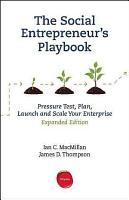 The Social Entrepreneur s Playbook  Expanded Edition PDF