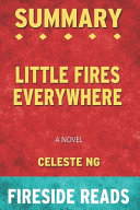Summary Of Little Fires Everywhere Book PDF