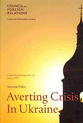 Averting Crisis in Ukraine PDF