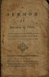 A Sermon on Salvation by Faith