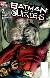 Batman and the Outsiders (2007-) #7