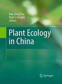 Plant Ecology in China
