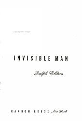 THE COMMEMORATIVE EDITION INVISIBLE MAN
