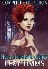 Heart of the Battle Series: Box Set: Celtic Viking Romance