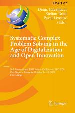 Systematic Complex Problem Solving in the Age of Digitalization and Open Innovation