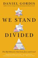 We Stand Divided PDF